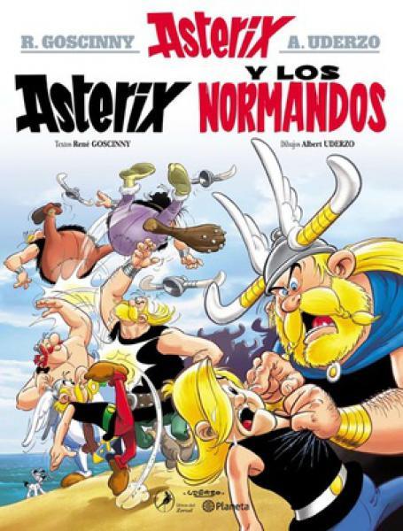 ASTERIX 9 - ASTERIX Y LOS NORMADOS