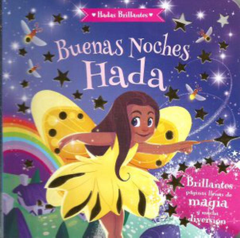 BUENAS NOCHES HADA * HADAS BRILLANTES