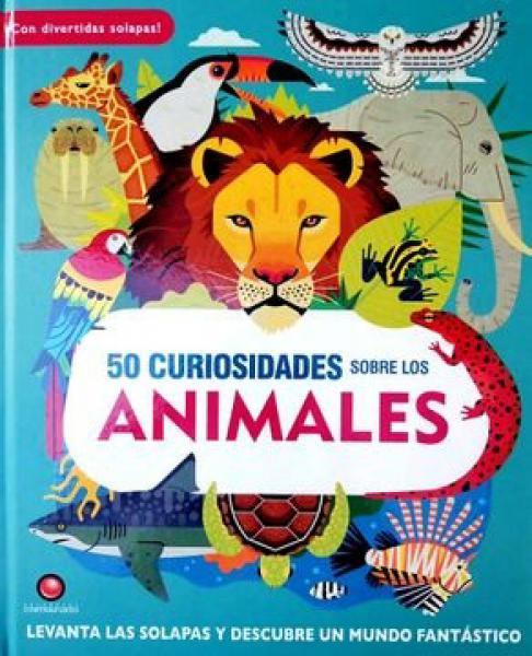 50 CURIOSIDADES SOBRE LOS ANIMALES
