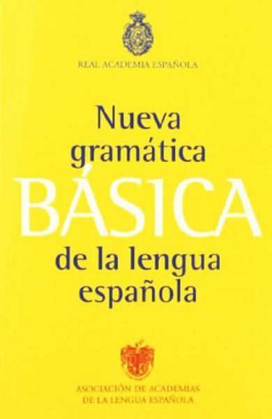 NUEVA GRAMATICA BASICA DE LA LENGUA ESPA