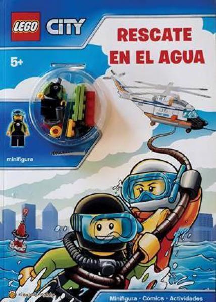 LEGO CITY - RESCATE EN EL AGUA