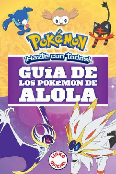 GUIA DE LOS POKEMON DE ALOLA