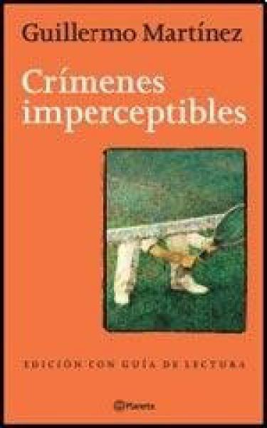 CRIMENES IMPERCEPTIBLES (ESCOLAR)