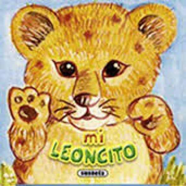 LIBROS DE PIE MI LEONCITO