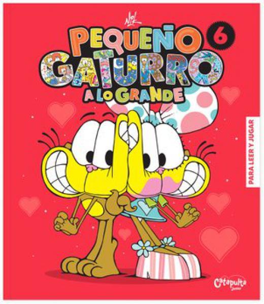 PEQUEÑO GATURRO A LO GRANDE 6