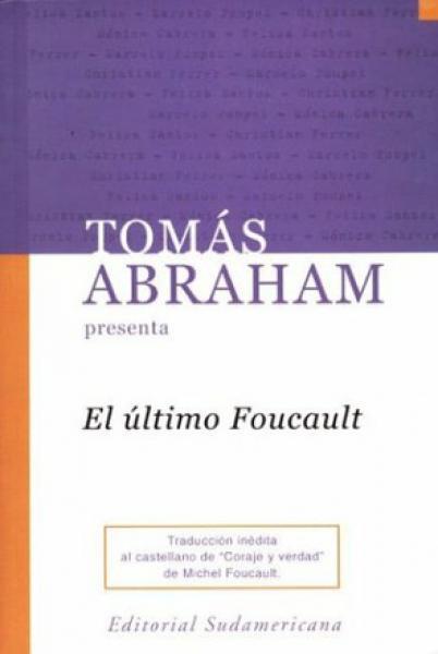 EL ULTIMO FOUCAULT