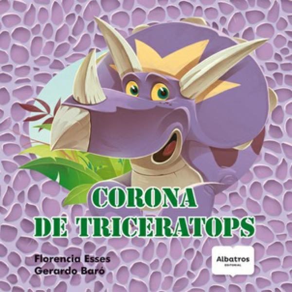 CORONA DE TRICERATOPS
