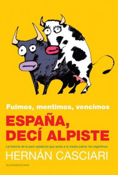 ESPAÑA,DECI ALPISTE