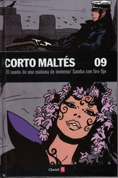 CORTO MALTES 9 - SAMBA CON TIRO FIJO