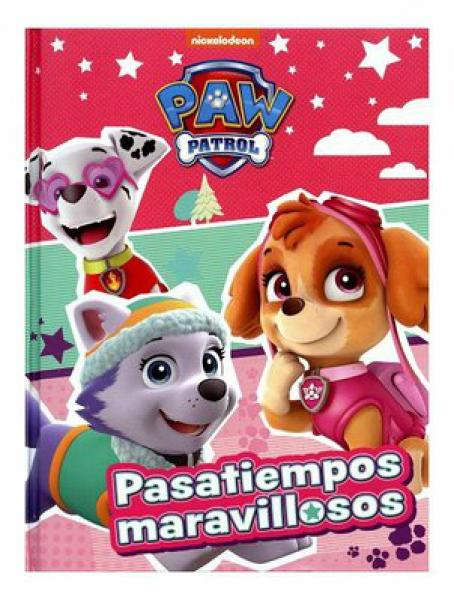 PAW PATROL - PASATIEMPOS MARAVILLOSOS