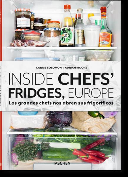 INSIDE CHEFS FRIDGES ( EUROPE )