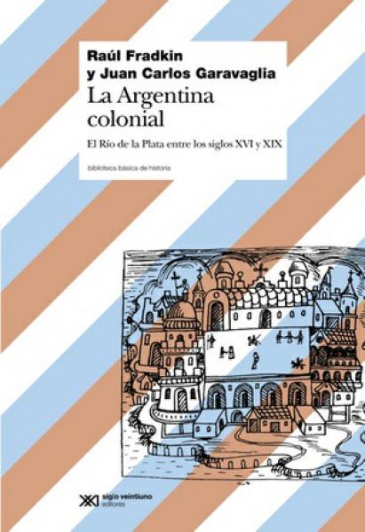LA ARGENTINA COLONIAL