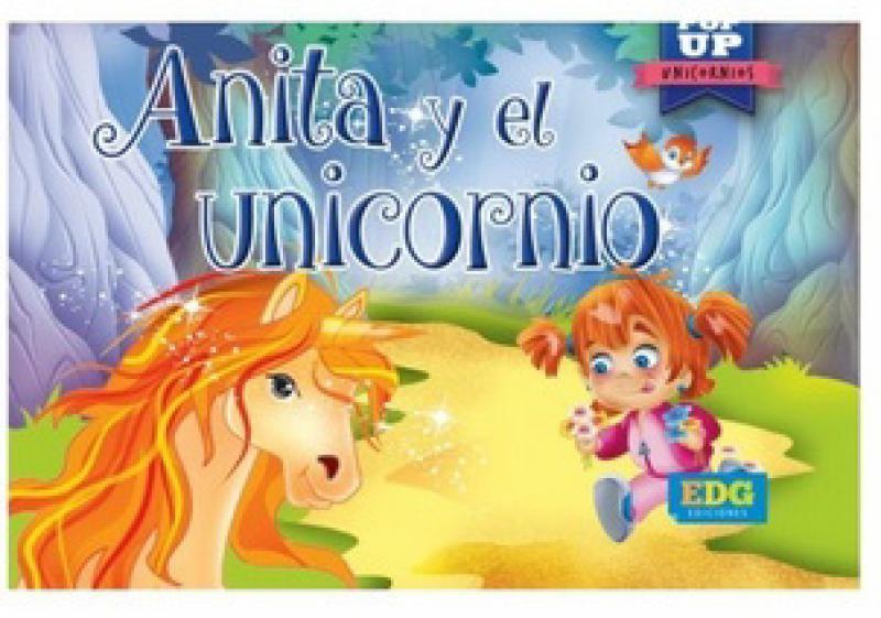 ANITA Y EL UNICORNIO