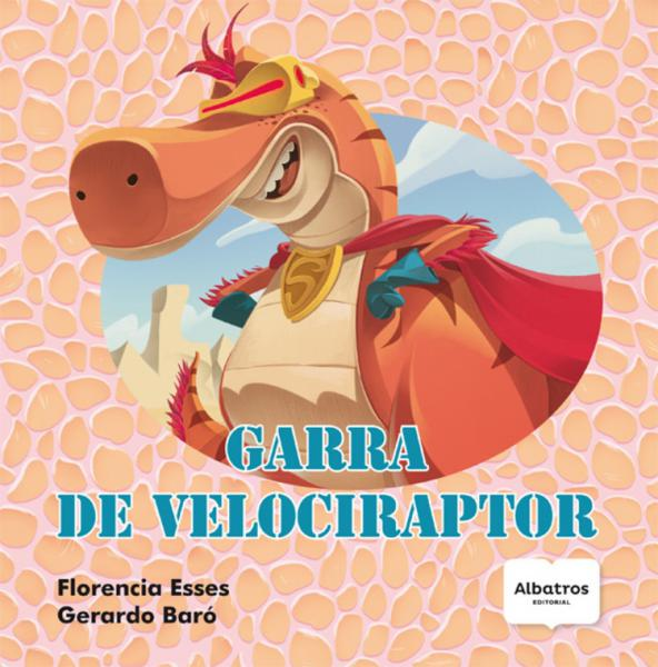 GARRA DE VELOCIRAPTOR