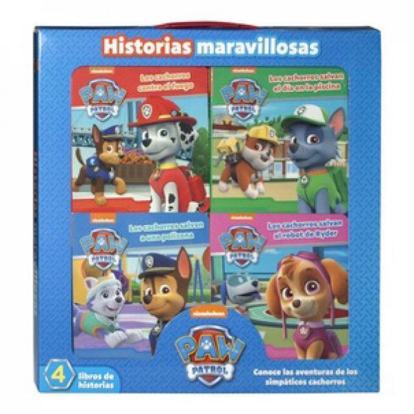 PAW PATROL HISTORIAS MARAVILLOSAS