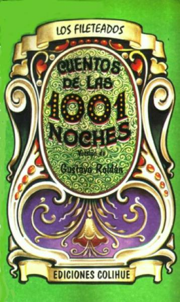 CUENTOS DE LAS 1001 NOCHES