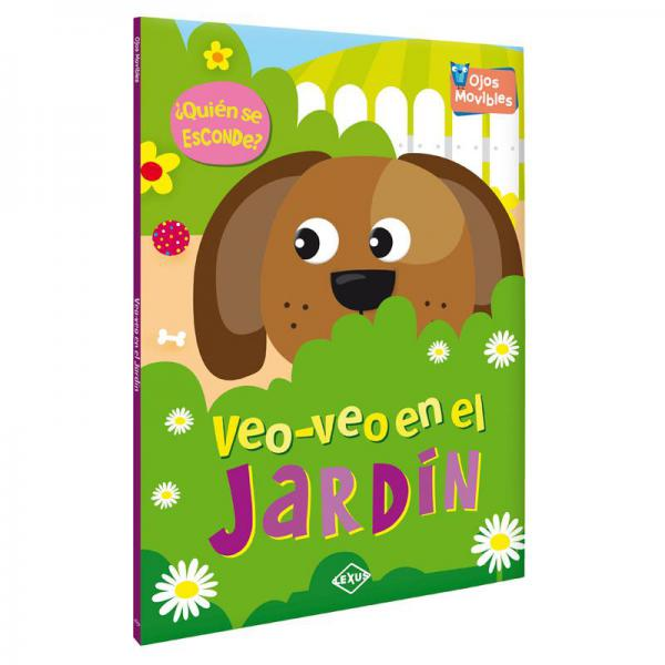 VEO-VEO EN EL JARDIN