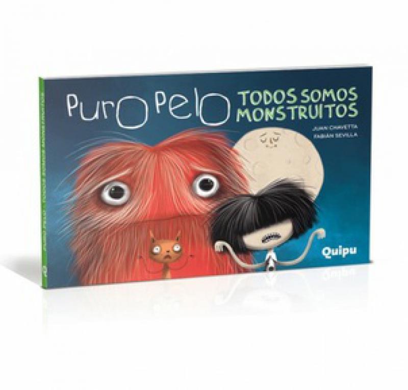 PURO PELO - TODOS SOMOS MONSTRUITOS