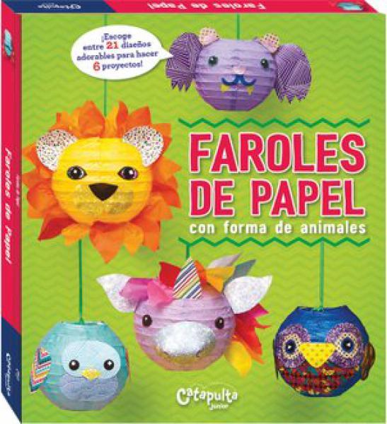 FAROLES DE PAPEL