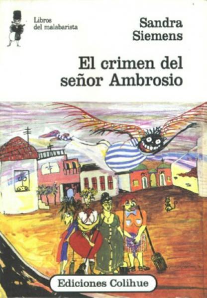 EL CRIMEN DEL SEÑOR AMBROSIO