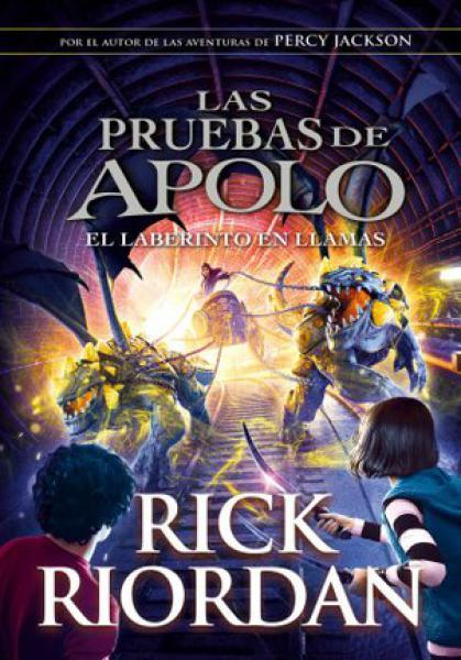 PRUEBAS DE APOLO 3 - LABERINTO EN LLAMAS