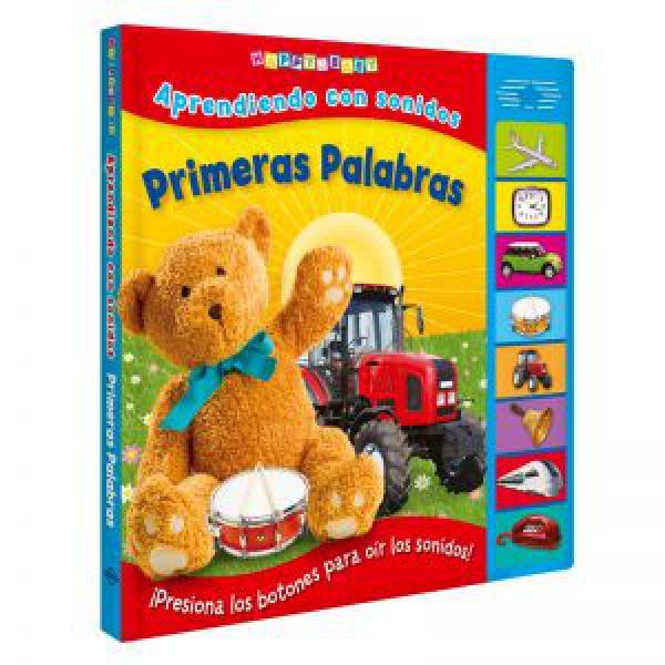 PRIMERAS PALABRAS - APRENDIENDO CON SONI