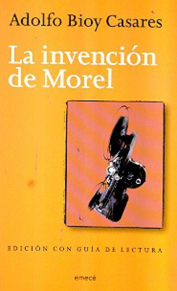 LA INVENCION DE MOREL (ESCOLAR)