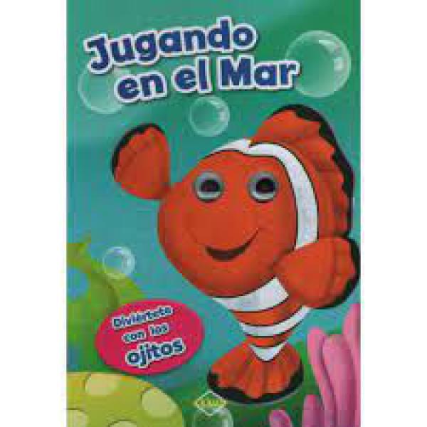 JUGANDO EN EL MAR (OJITOS)