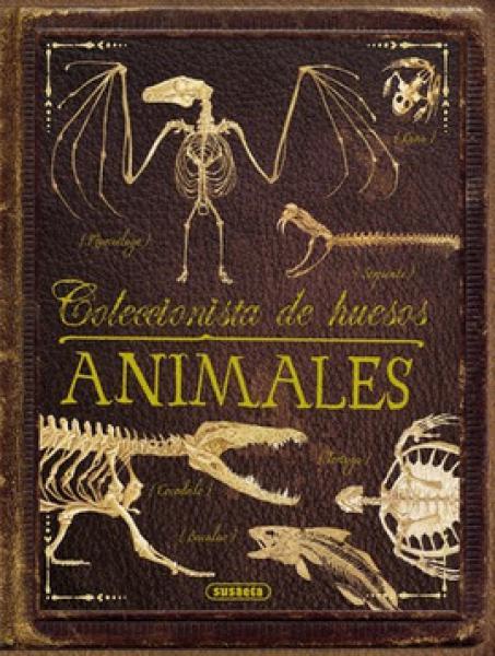 COLECCION DE HUESOS ANIMALES