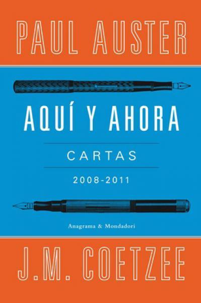 AQUI Y AHORA CARTAS 2008-2011