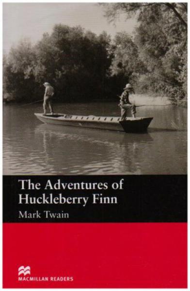 ADVENTURE OF HACKLEBERRY FINN (BEGINNER)