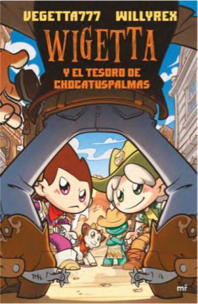 WIGETTA Y EL TESORO CHOCATUSPALMAS