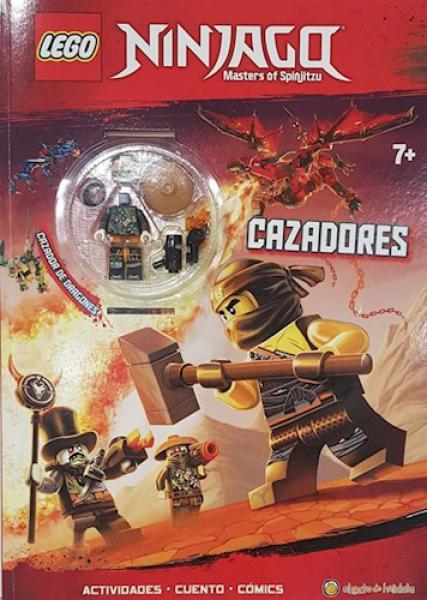 LEGO - NINJAGO CAZADORES