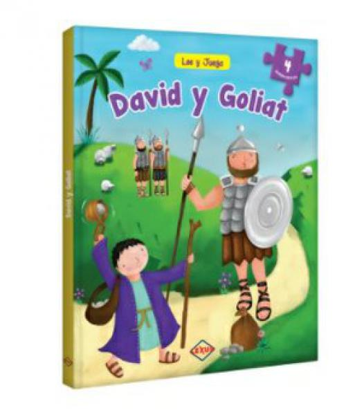 DAVID Y GOLIAT (PUZZLE)