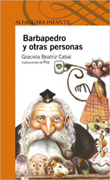 BARBAPEDRO Y OTRAS PERSONAS