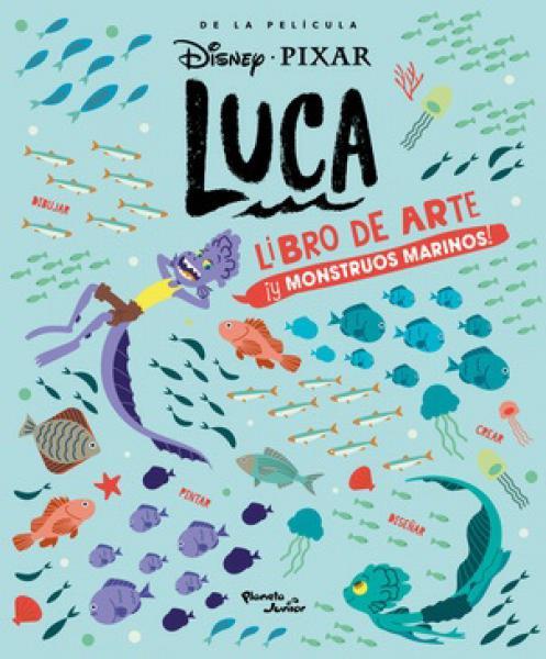 LUCA - LIBRO DE ARTE