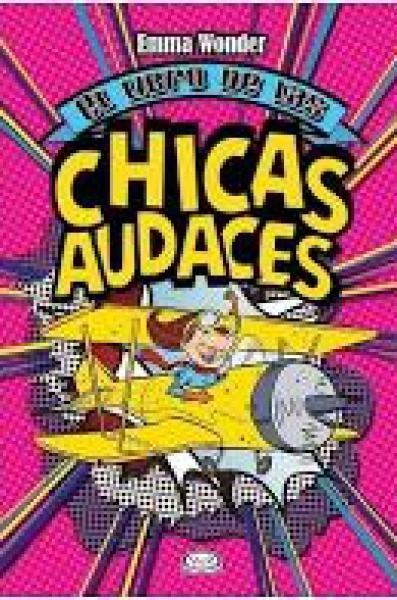 EL LIBRO DE LAS CHICAS AUDACES