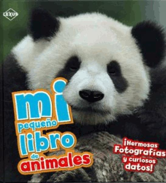 MI PEQUEÑO LIBRO DE ANIMALES