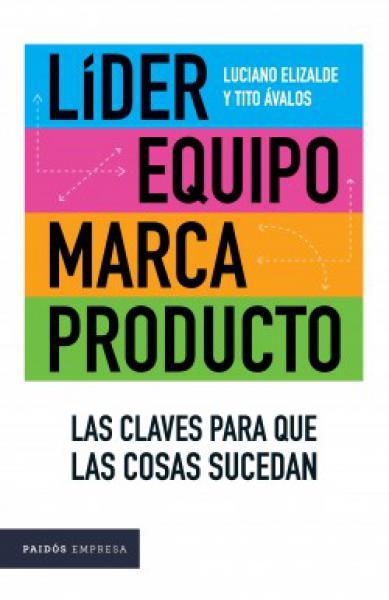 LIDER EQUIPO MARCA PRODUCTO