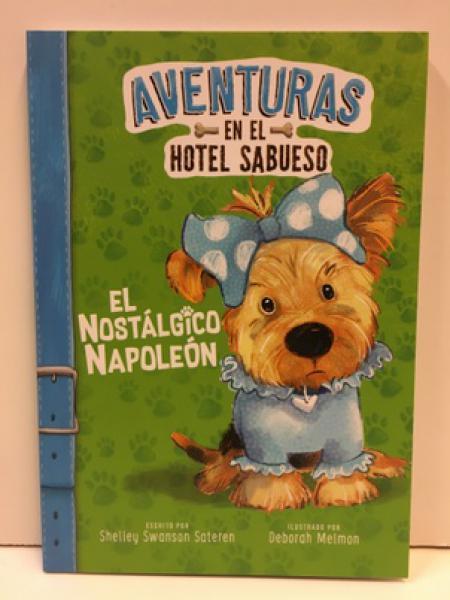 AVENTURAS EN EL HOTEL SABUESO EL NOSTALG