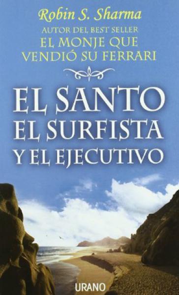 EL SANTO SURFISTA Y EL EJECUTIVO, EL