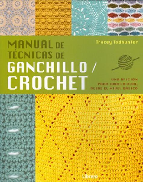 MANUAL DE TECNICAS DE GANCHILLO/CROCHET