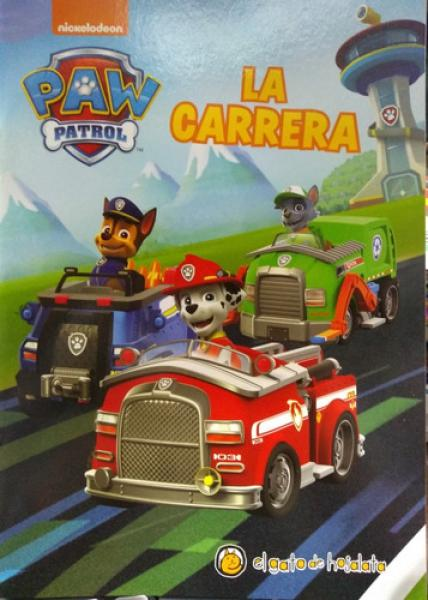 PAW PATROL - LA CARRERA