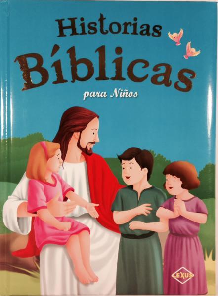 HISTORIAS BIBLICAS PARA NIÑOS