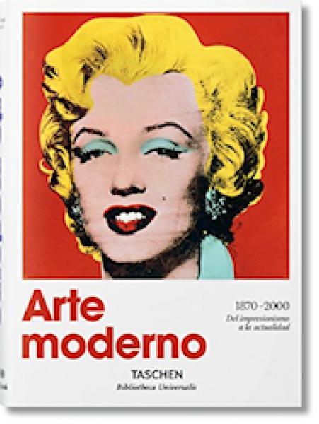 ARTE MODERNO- 1870-2000