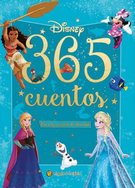 365 CUENTOS DISNEY