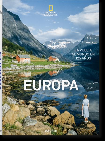 EUROPA - LA VUELTA AL MUNDO EN 125 AÑOS