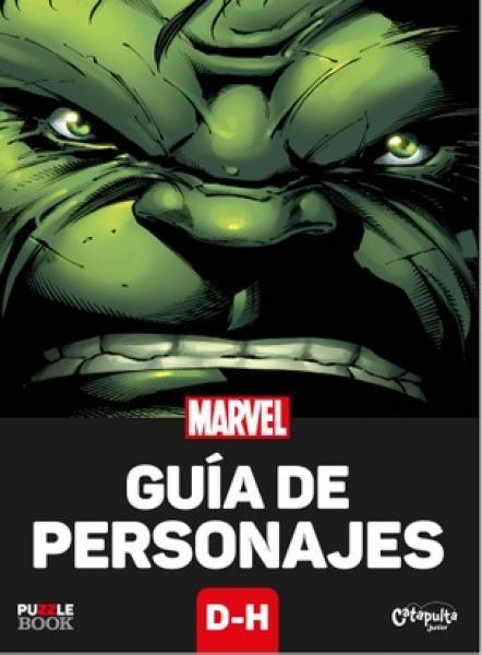 MARVEL GUIA DE PERSONAJES D-H