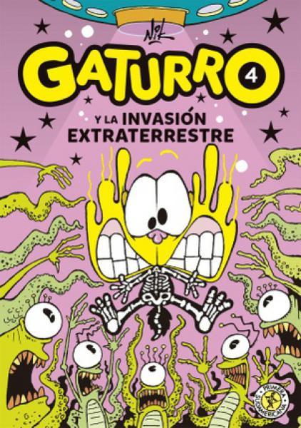 GATURRO 4 - Y LA INVASION EXTRATERRESTRE