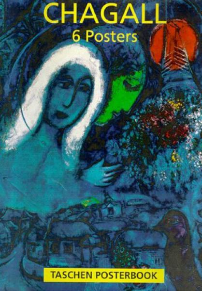 CHAGALL - 6 POSTERS
